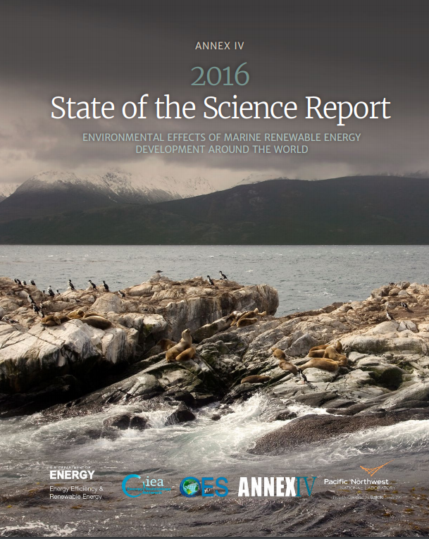 Annex IV 2016 State of the Science