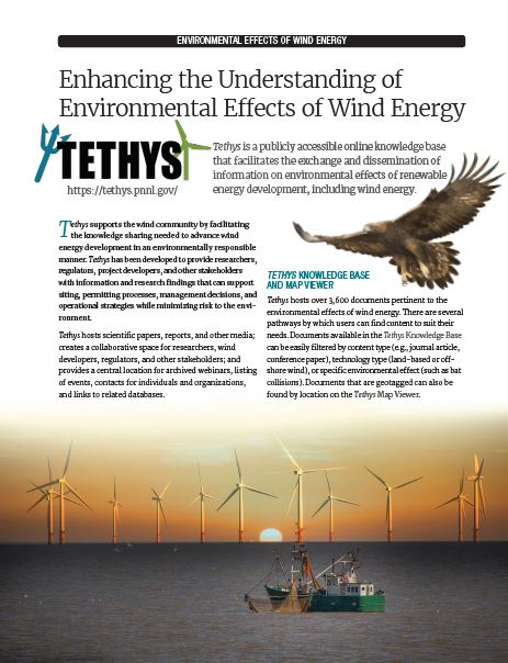 Tethys Wind One-Pager
