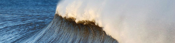 Waves Harnessed for Marine Energy