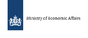 Ministry of Economic Affairs and Climate (Rijksoverheid) logo