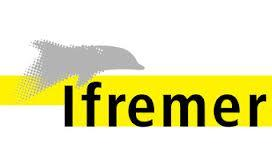The French Research Institute for Exploitation of the Sea (IFREMER) logo